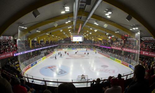 Die Stadthalle Klagenfurt