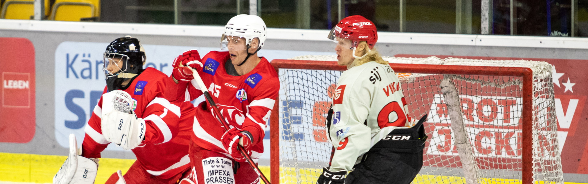 Val Usnik (KFT) und Andrej Tavželj (KFT)