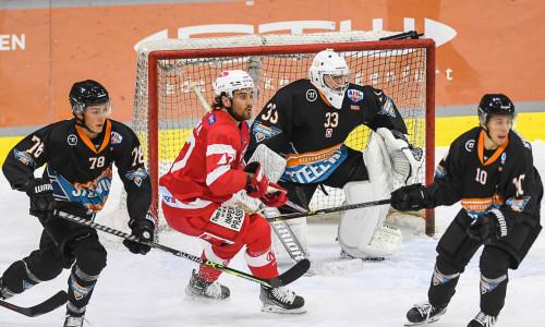 Marcel Witting (KFT) im Heimspiel gegen die Steel Wings Linz