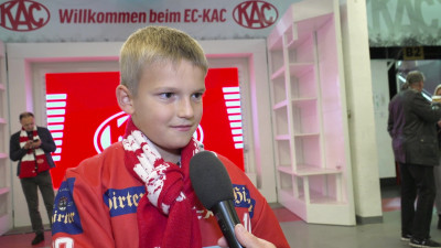 #Rotjacken-TV befragt die KAC-Fans