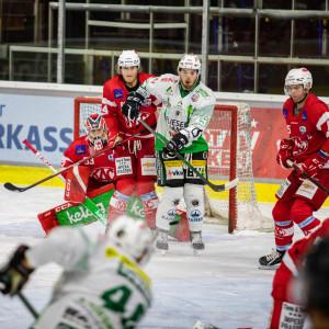 EC-KAC Future Team gegen EC Bregenzerwald