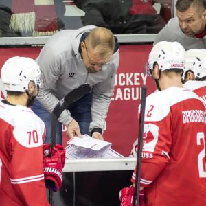 Head Coach Petri Matikainen (KAC)